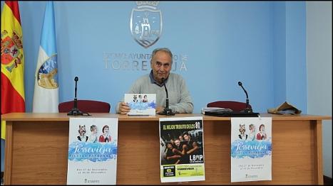 Domingo Pérez, concejal de cultura y fiesta (Foto: J. Carrión)
