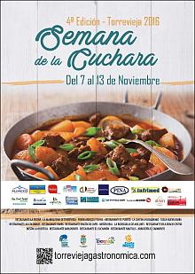 + Info en Torrevieja Gastronómica AQUÍ