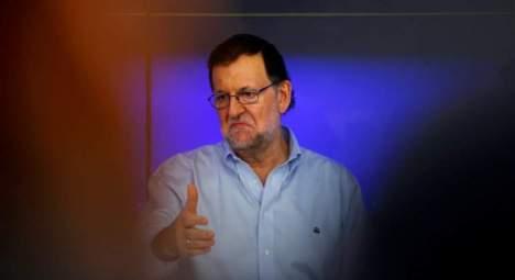 Mariano Rajoy, Presidente del Gobirno