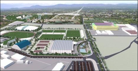 Ciudad deportiva de Torrevieja