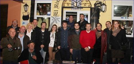 Foto de familia de la edición de 2015