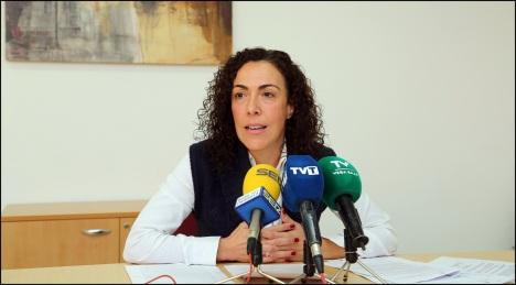 Rosario Martínez Chazarra, concejal del PP (Foto: J. Carrión)
