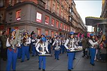 VIDEO: Desfile Provincial en Madrid