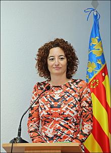 FannySerrano, secretaria de la Junta de Gobierno Local (Fpoto: J. Carrión)