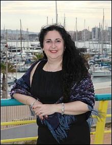 Fabiana Alejandra Ibarra Lidón - Nº 6 en la candidatura del PSOE a las municipales de 2015