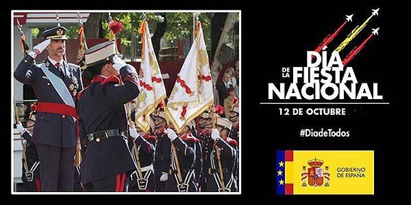 12 Octubre Fiesta Nacional